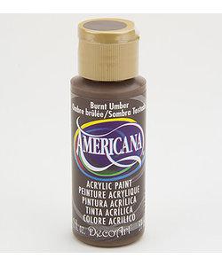 Americana Decor Acryl 59ml Burnt Umber