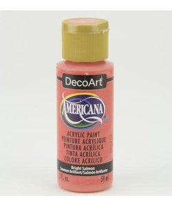 Americana Decor Acryl 59ml Bright Salmon