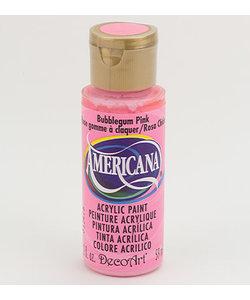 Americana Decor Acryl 59ml Bubble Gum Pink