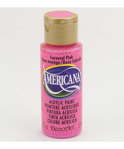 Americana Decor Acryl 59ml Carousel Pink