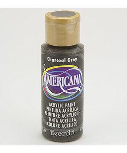 Americana Decor Acryl 59ml Charcoal Grey