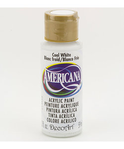 Americana Decor Acryl 59ml Cool White