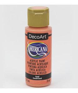 Americana Decor Acryl 59ml Coral