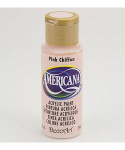 Americana Decor Acryl 59ml Pink Chiffon