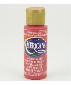 Americana Decor Acryl 59ml Watermelon Slice