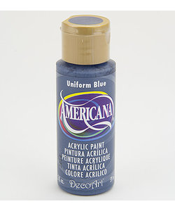 Americana Decor Acryl 59ml Uniform Blue