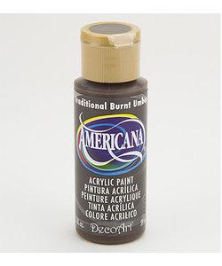 Americana Decor Acryl 59ml Traditional Burnt Umber