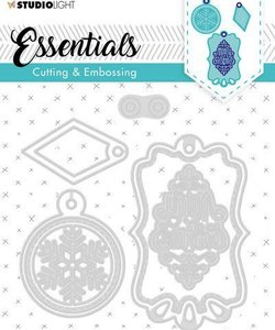 Studio Light Essentials Embossing /Snijmal nr. 321