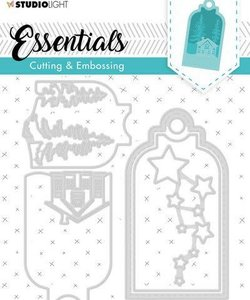 Studio Light Essentials Embossing /Snijmal nr. 320