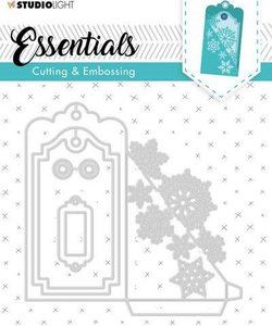 Studio Light Essentials Embossing /Snijmal nr. 318