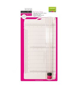 Vaessen Creative Paper Trimmer & Scoring 15x30,5cm Wit