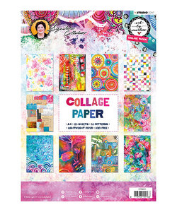 Collage paper A4 20 vel Art by Marlene nr. 3