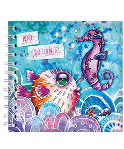Studio Light  journal Art By Marlene ringb. 10.55x
