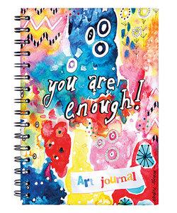 Studio Light  journal Art By Marlene ringb. 14.8x2
