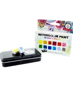Studio Light Aquarelset Watercolor Art by Marlene