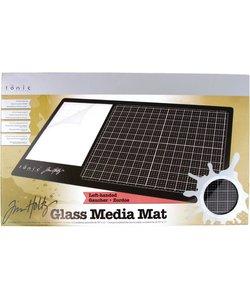Tonic Studios Tim Holtz Glass Media Mat Lefthanded
