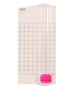 Vaessen Creative Paper Trimmer Mini 6,5x15,3cm Wit