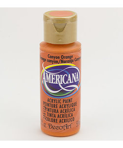 Americana Decor Acryl 59ml Canyon Orange