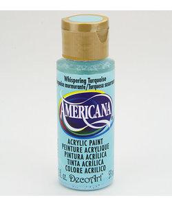 Americana Decor Acryl 59ml Whispering Turquoise
