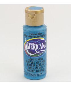 Americana Decor Acryl 59ml Calypso Blue