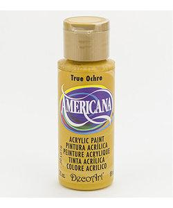 Americana Decor Acryl 59ml True Ochre