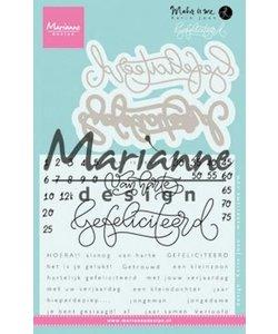 Marianne D. Clear St./ Die Gefelicitee