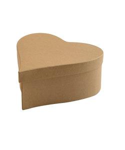 Cardboard box heart,set 2 st. 2519-014