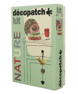Decopatch Kit Nature knutselpakket