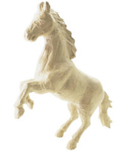 Decopatch Papier Mache Paard 16,5cm