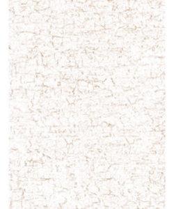 Vel Decopatch papier Craquelé fijn wit / goud