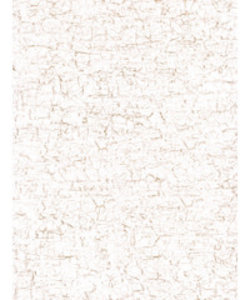 Vel Decopatch papier wit goud bewerkt