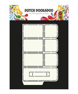 DDBD Box Art Popup box 216x127 mm.