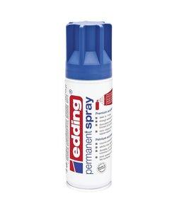 Edding 5200 Permanent Spray Mat Gentiaan Blauw