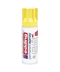 Edding 5200 Permanent Spray Mat Geel