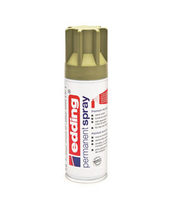 Edding 5200 Permanent Spray Mat Kaki