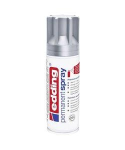 Edding 5200 Permanent Spray Mat Zilver