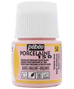 Pebeo Porcelaine 150 Porseleinverf 45ml Tender Pink nr. 50