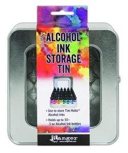 Ranger Tim Holtz Storage Tin Alcohol Ink