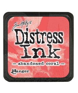 Ranger Distress Ink Mini Tim Holtz Abandoned Coral