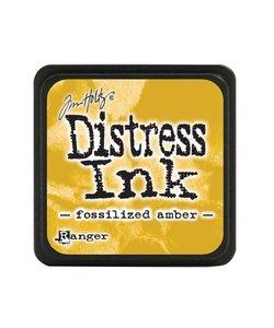 Ranger Distress Ink Mini Tim Holtz Fossilized Ambe