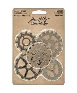 Tim Holtz Idea-Ology Gadget Gears 5 pcs.