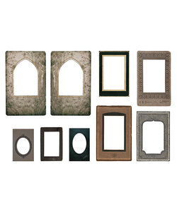 Tim Holtz Idea-Ology Layers & Baseboard frames