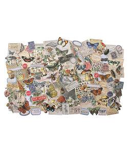 Tim Holtz Idea-Ology Ephemera Pack Field notes