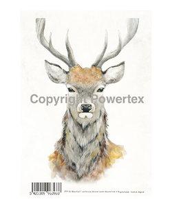 Powertex Powerprint paper A4 Dear Colour