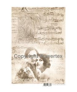 Powertex Powerprint paper A3 Le Baiser