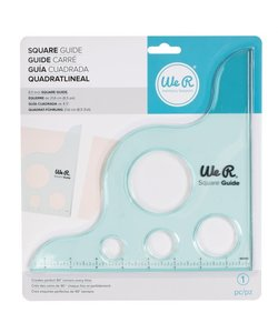 We R Memory Keepers Square Guide Ruler