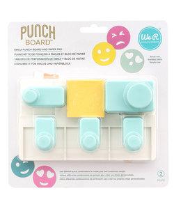 We R Memory Keepers Emoji Punch Board