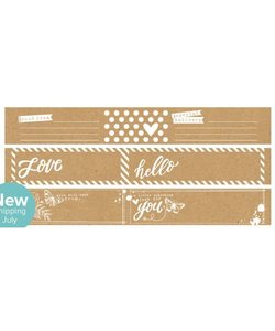 We R Memory Keepers Washi Wraps 9m