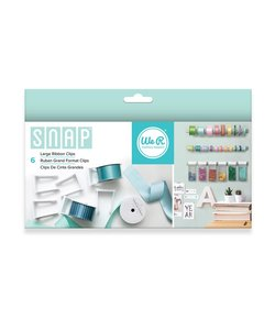 We R Memory Keepers Snap Ribbon Clips L