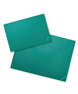 Securit Snijmat groen 3-laags 22x30cm
